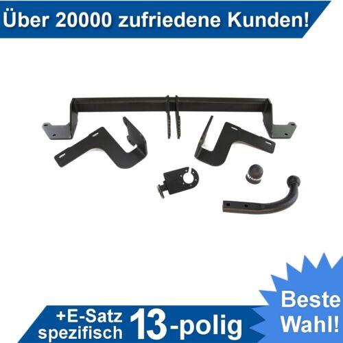 Für Citroen C4 Grand Picasso ab 13 Anhängerkupplung starr+ES 13p spez AHK Kpl.