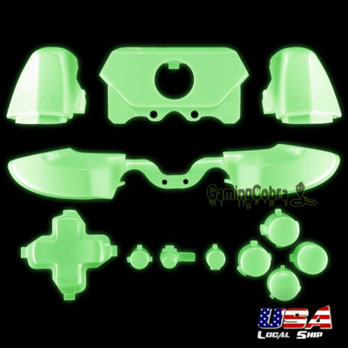 Custom Button Trigger for 3.5 mm Jack Elite Xbox One Controller Glow in the Dark
