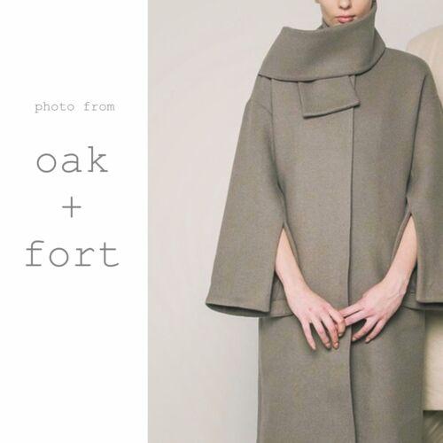 Oak and fort Coat