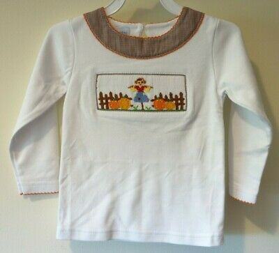 Girls Mom /& Me Hand Smocked Aqua w// Owls 2pc Outfit Size 4-6X