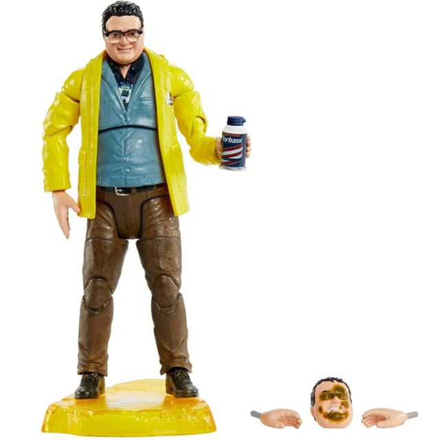 Jurassic World Amber Collection Dennis Nedry GPG92 - Jurassic Park Action Figure