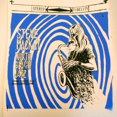 Steve Mackay North Beach Jazz New Cd