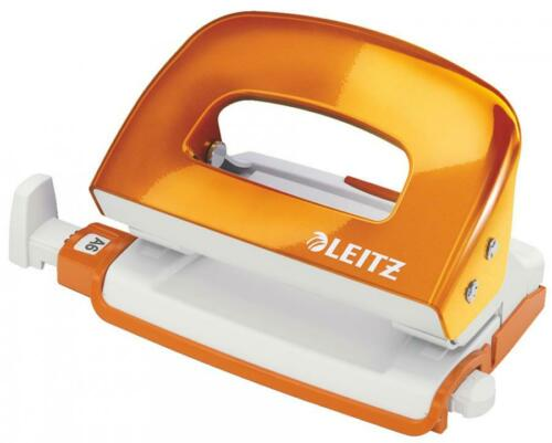 LEITZ Locher Bürolocher Mini Nexxt WOW 5060 orange-metallic