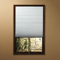 Achim Importing Co 1-2-3 Pleated Shade 123RD36W01 123RD48W01 Size 75 H x 48 W 1 D Home Furnishings