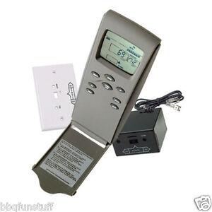 skytech 3301 gas fireplace millivolt remote