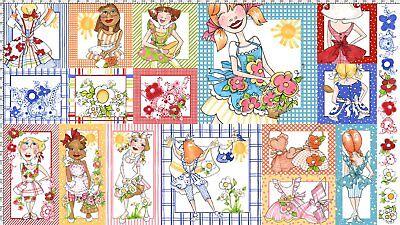 Loralie Designs~Joy Dog ~692-287 ~   Turquoise ~ 1//2 yard ~ 100/% Cotton~