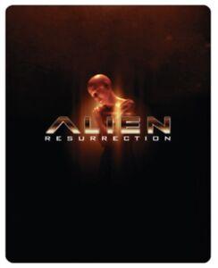 Nuovo Alien 4 - Alien Resurrection Steelbook Blu-Ray Regione B