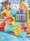 Disney Princess Secrets & Sparkles by Parragon Books Ltd (Mixed media product, 2016)