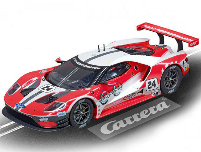 Carrera 23841 Digital Ford GT Race Slot Car 1 24 124 Scale