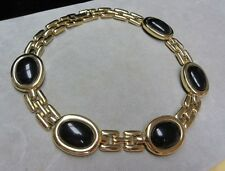 Vintage Givenchy Cleopatra Collar Necklace