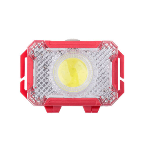 Mini COB LED Headlamp 3 Modes Ultralight Torch for Outdoor Camping Night Fishing
