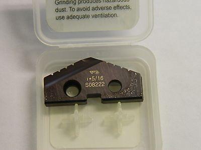 YG1 Spade Drill Insert YG-S08328 T15 1.8750 TiALN Coated Super Cobalt 1-7//8