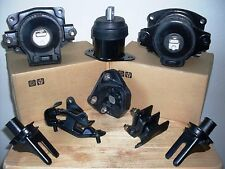 SET 8 ENGINE, TRANSM. & SUSPENSION MOUNTS FOR: 2003-2005 HONDA ACCORD (3.0L,A/T)