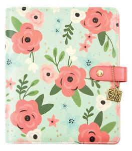 Simple-Stories-Carpe-Diem-A5-Planner-Mint-Blossom-planner-only