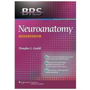 Brs Neuroanatomy Board Review Series 9781451176094 Ebay