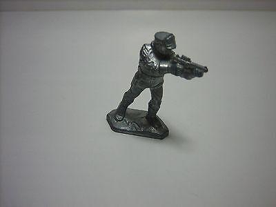 "Die Cast Rare Star Wars Micro Unproduced Prototype /""Rebel Soldier/"" 692-005"