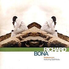 Richard Bona / Kalabancoro Featuring Salif Keita CD Single Le Rejet Et L'Oubli