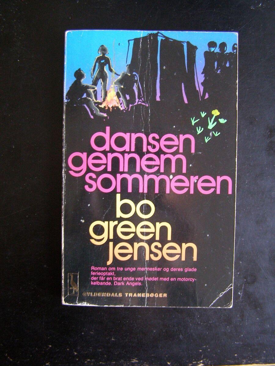 dansen gennem sommeren af bo green jensen