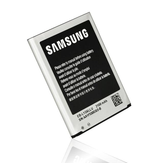 Original Samsung Akku für Galaxy S3 EB-L1G6LLU GT-I9300 Batterie Battery Neu