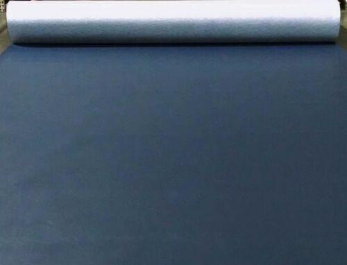 "Automotive Upholstery Marine Vinyl Fabric Navy Blue 30 Feet Outdoor Boat 54/""W"