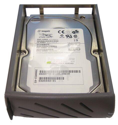 """Sun 18.2GB 3 1//2/"""" 10000 RPM FC-AL p//n 540-4440"""