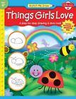 Watch Me Draw: Things Girls Love by Jenna Winterberg (2006, Paperback)