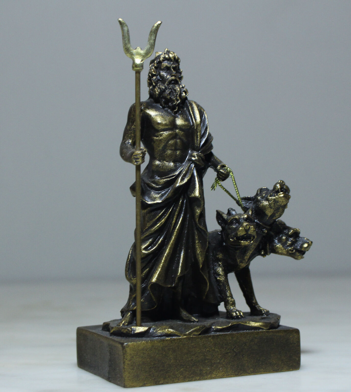 pluto roman god statue 61754 usbdata