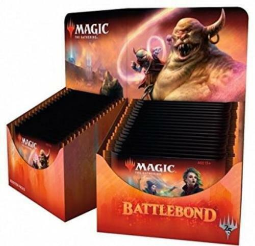 MAGIC THE GATHERING BATTLEBOND BOOSTER BOX FREE FREE FREE PRIORITY MAIL SHIPPING FAST MTG 6b851f