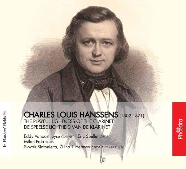 Eddy Vanoosthuyse - Charles Louis Hanssens: The Playful Lightness of the Clar...
