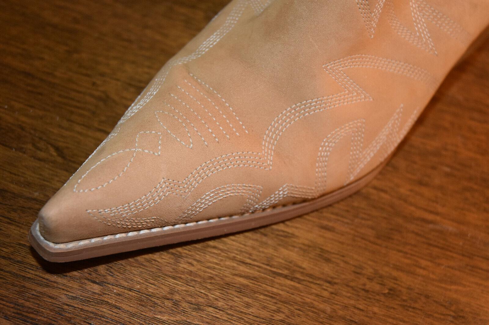Vintage 90's Guess Shoes Women's Size 8M Mules Ta… - image 2