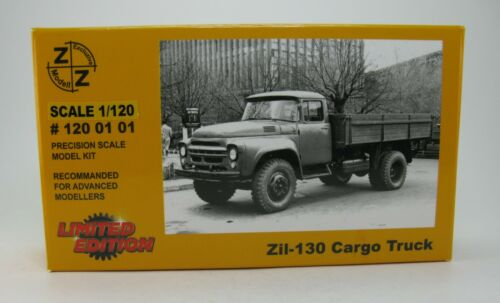 1:120 #1200101 ZiL-130 Cargo Truck Z/&Z Exclusive Modell-bausatz