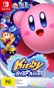 Kirby Star Allies Switch Game NEW