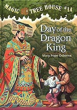 Day of the Dragon King by Osborne, Mary Pope -ExLibrary