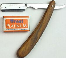 Rasoio da barba con 10 lame Rasatura 16cm NATRA
