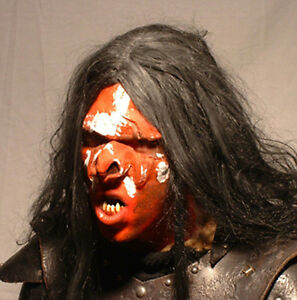 Orc Lotr Costume Lord of the Rings Styl...