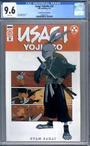 Usagi Yojimbo #22   Retailer Incentive Variant    1st Print  CGC 9.6