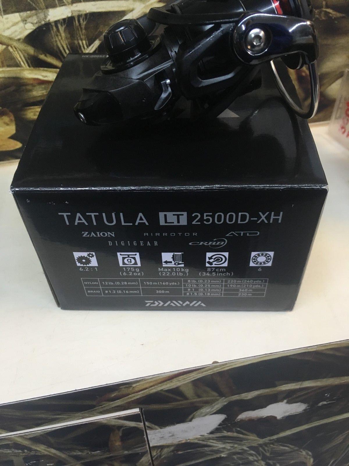 Daiwa Tatula LT 2500D-XH Spinning