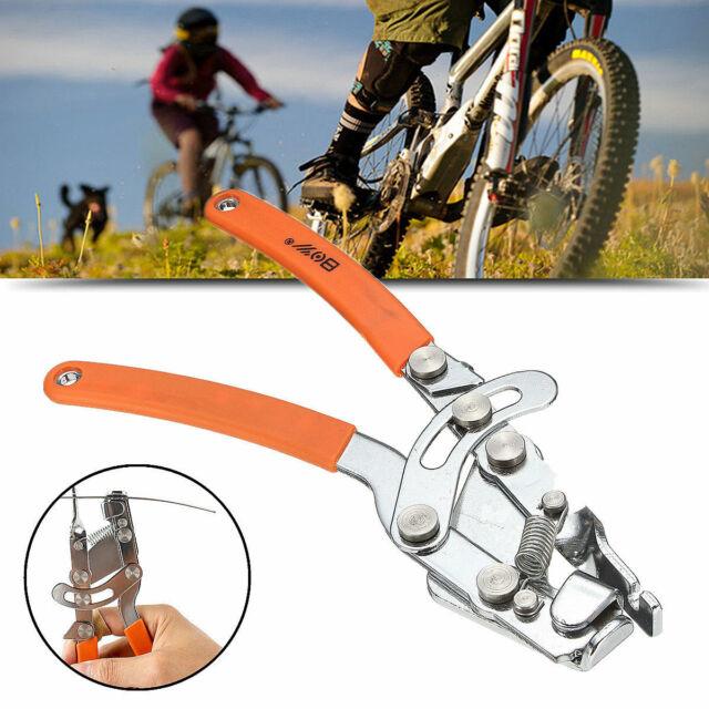 MTB Bike Bicycle Brake Gear Inner Cable Tensioner Puller Plier Adjust Tool