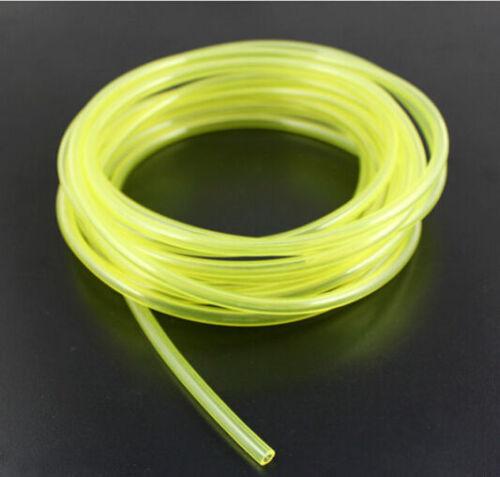 Tube Methanol 4.8*2.5mm Fuel Gas for Universal 1M Tank Pipes Yellow