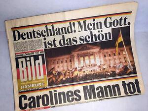 Bild-newspaper-dated-04-10-1990-26-27-28-29-Birthday-Anniversary-Wedding