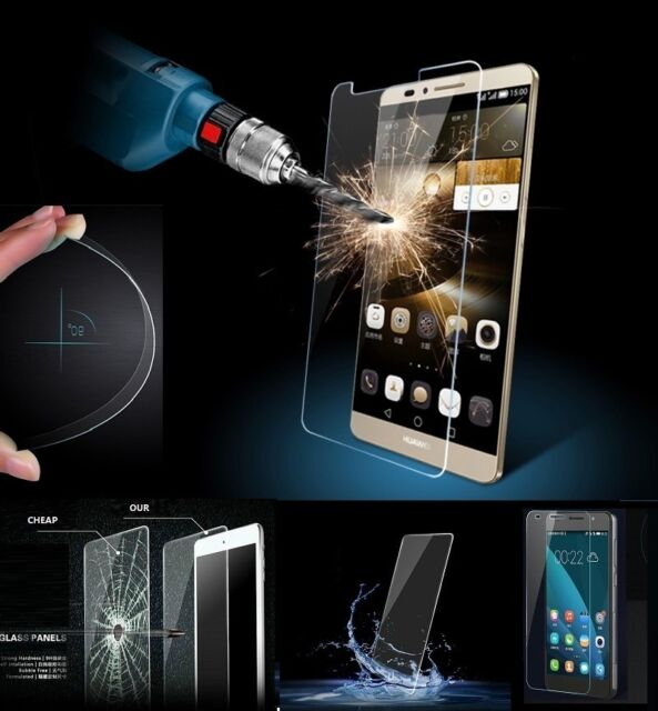 Tempered Glass Film Screen Protector Film For Huawei Ascend Cover Various Model