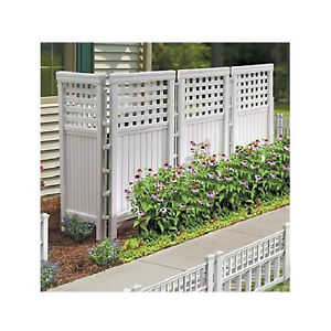 Beautiful Image Is Loading Folding Outdoor Screen Concealing Wall Garden Trellis  Decorative