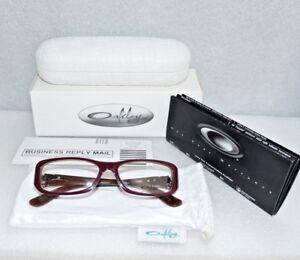77bb79233f2b6 NEW OAKLEY OX1037-0351 Hearsay Women s Eyeglasses Glasses Frame ...