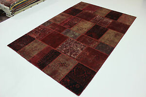 en-exclusivite-patchwork-Delave-Used-Look-PERSAN-TAPIS-d-039-Orient-3-02-X-2-02