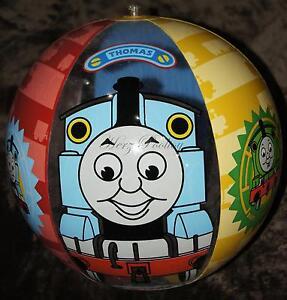 """Aufblasbarer Wasserball """"Thomas and friends"""" ~61 cm Durchmesser"""