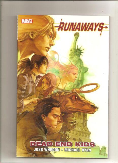 Marvel Comics  Runaways   Live Fast   TPB