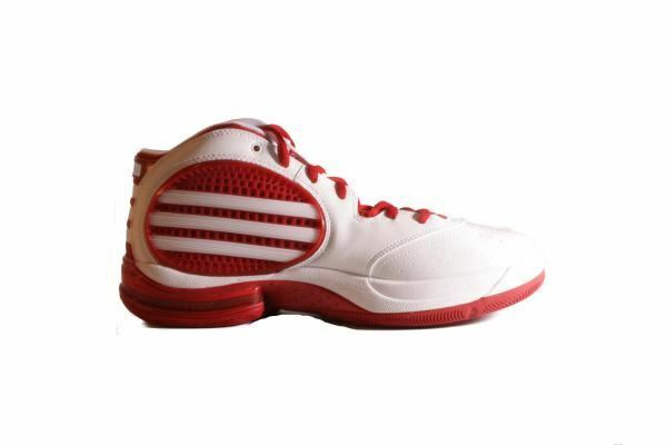 Adidas SM TS Cut Creator NCAA  Uomo Sneakers Weiß/ROT Mid Top Basketball Sneakers Uomo Größe 19 5a1aba