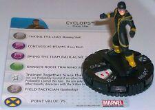 CYCLOPS #002 Giant-Size X-Men Marvel HeroClix Uncanny Fast Forces