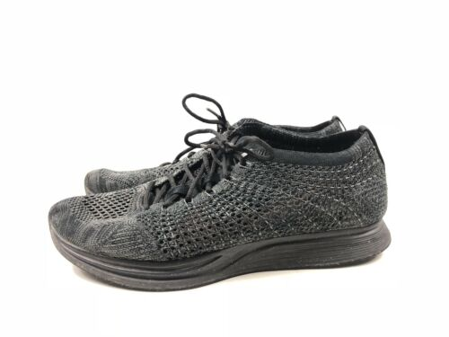Racer hombre Blackout Black talla 526628 5 Midnight Flyknit 009 para 7 Nike Triple 5xBSqwg