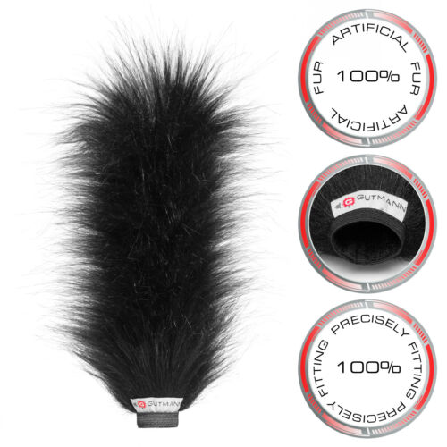 Gutmann Mikrofon Windschutz für Audio Technica ATR6550